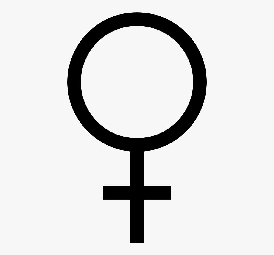 Female Symbol Clip Art #2343304.