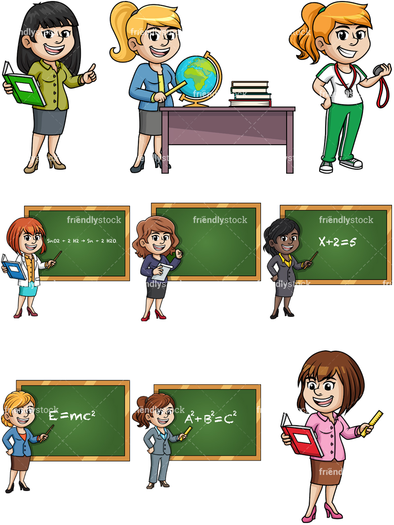 Female Teachers Collection.
