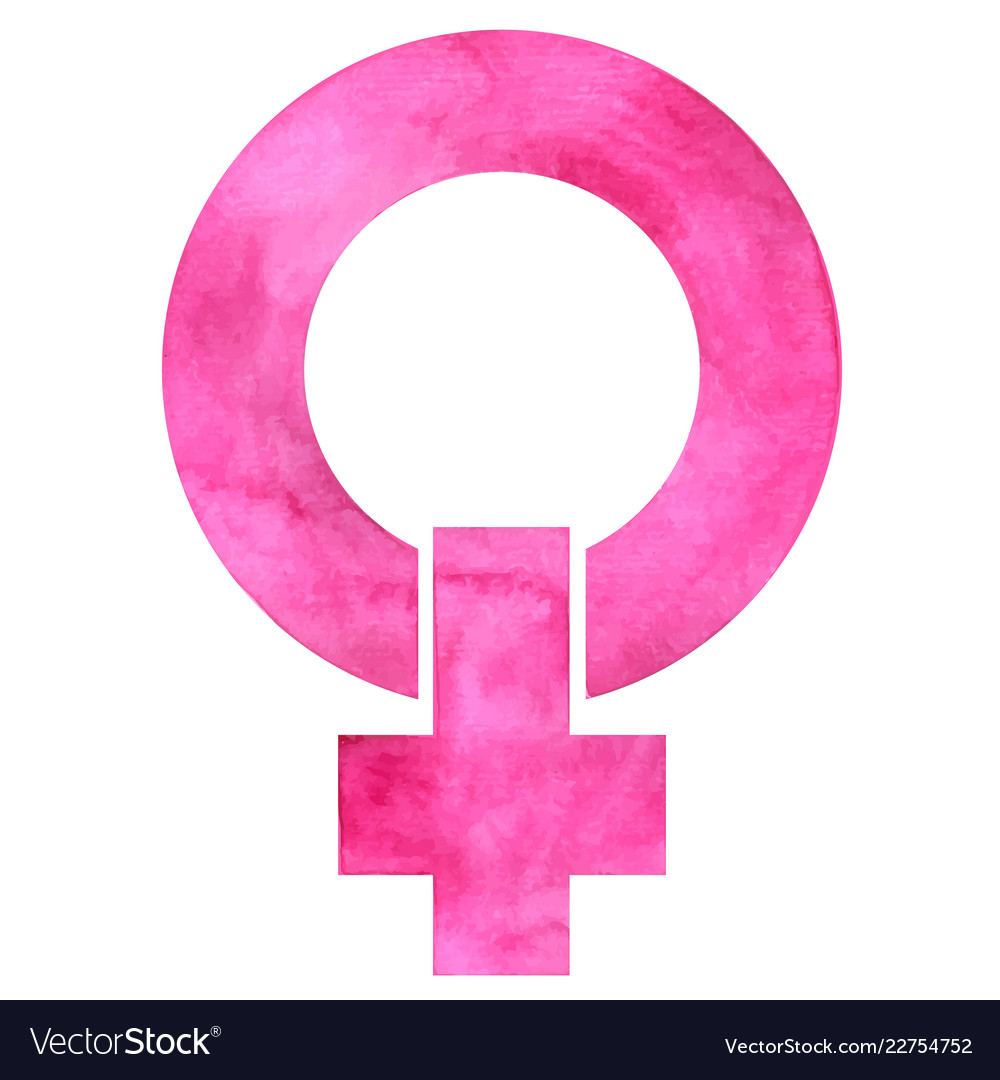 Symbol of feminism women and the struggle for.