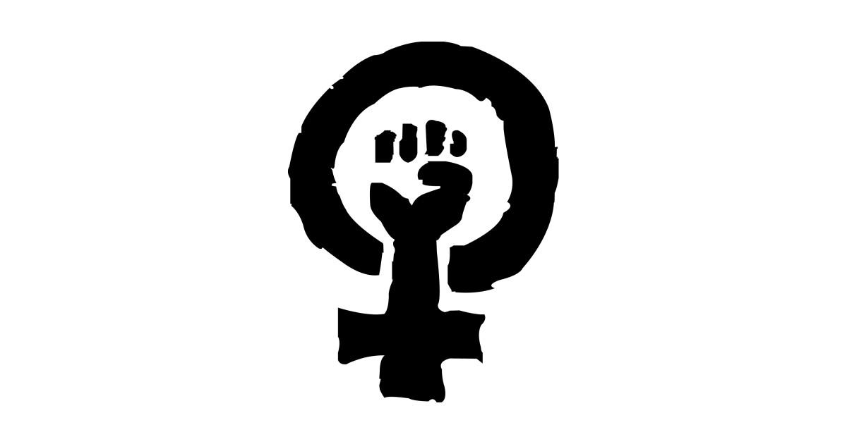 Feminism by hereticwear.