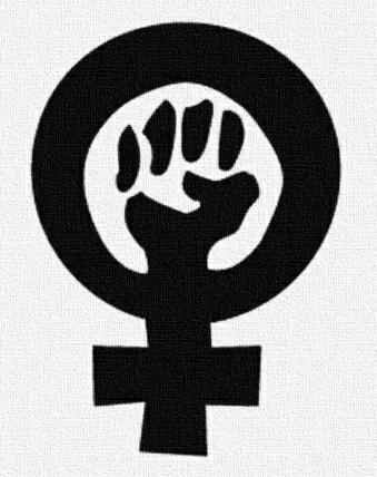 Women Occupy logo..