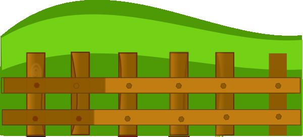 Barn Fence Clipart.