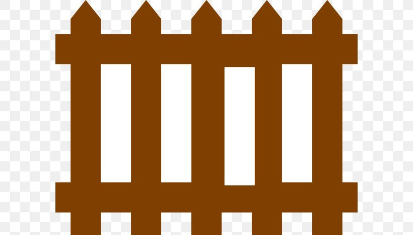 Picket Fence Free Content Clip Art, PNG, 600x466px, Fence.