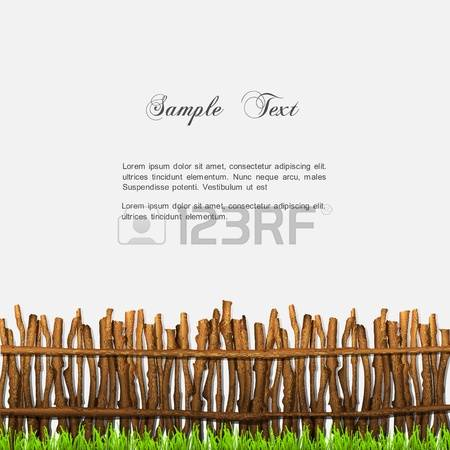 Fence Panels Stock Vector Illustration And Royalty Free Fence.