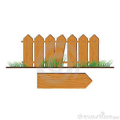 Wooden Fence Stock Images.