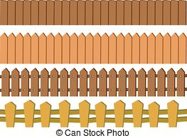 Post and rail fencing Vector Clipart Royalty Free. 25 Post and.