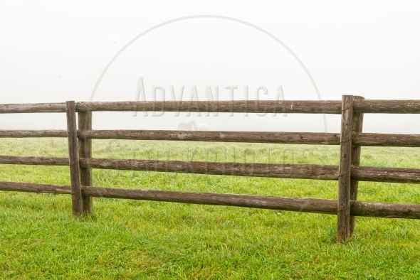 Horse fence clipart.