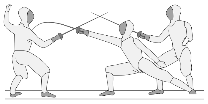 Fencing Clip Art Download.