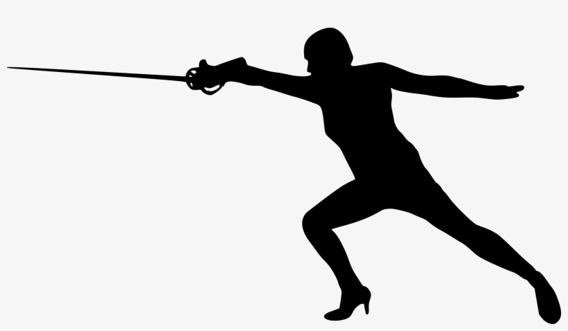 Fencing Sword Png.