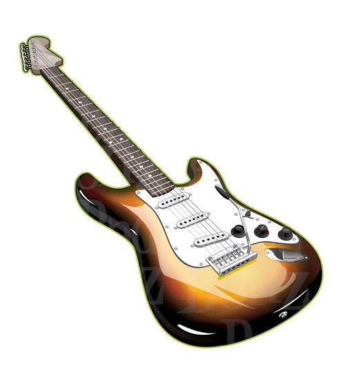 Fender Stratocaster Fade.