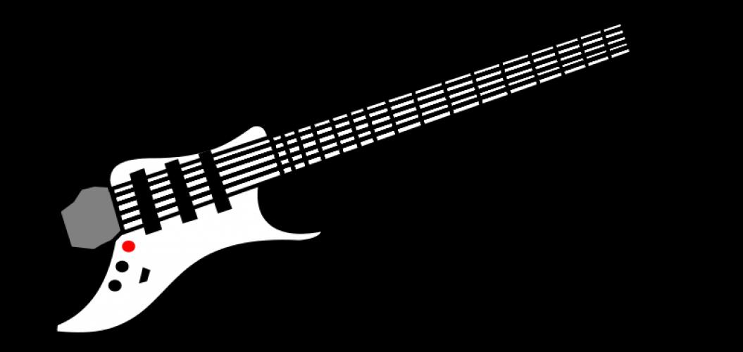 Fender Stratocaster Gibson Les Paul Electric guitar Clip art.