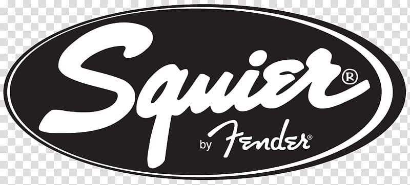 Logo Squier Electric guitar Fender Musical Instruments.