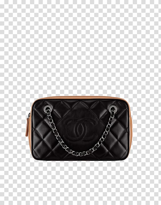 Chanel Leather Handbag Fendi, chanel transparent background.