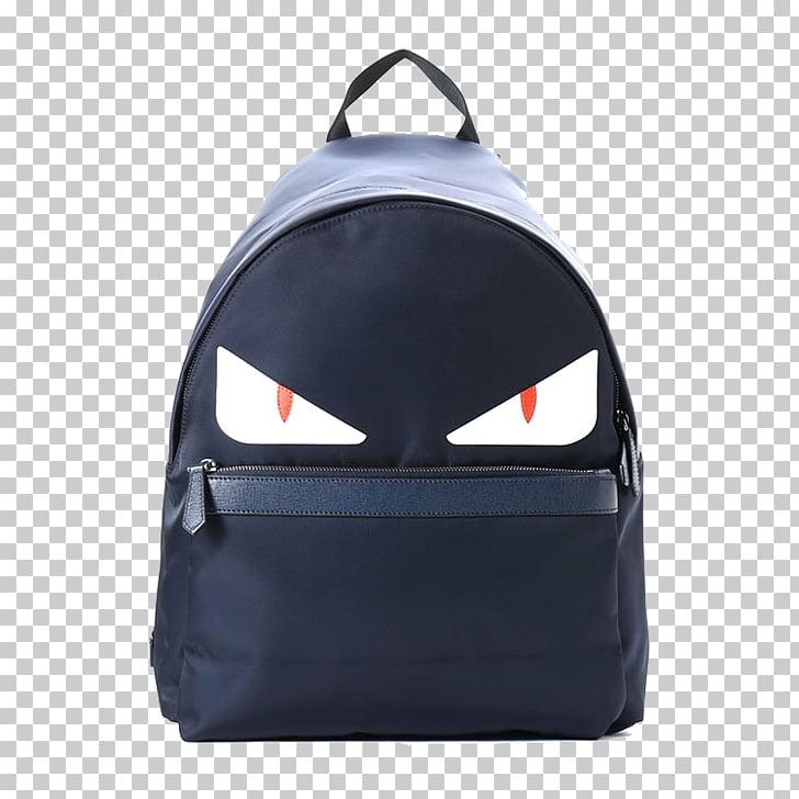 Fendi Backpack Nylon Bag Fashion, Fendi dark blue nylon.