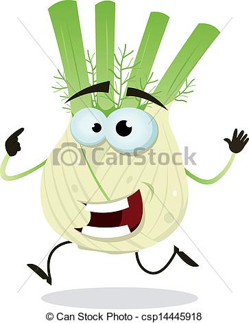 Fennel Clipart.