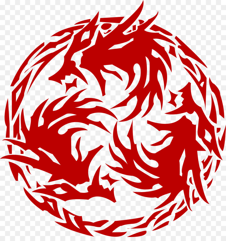 Red Tree png download.