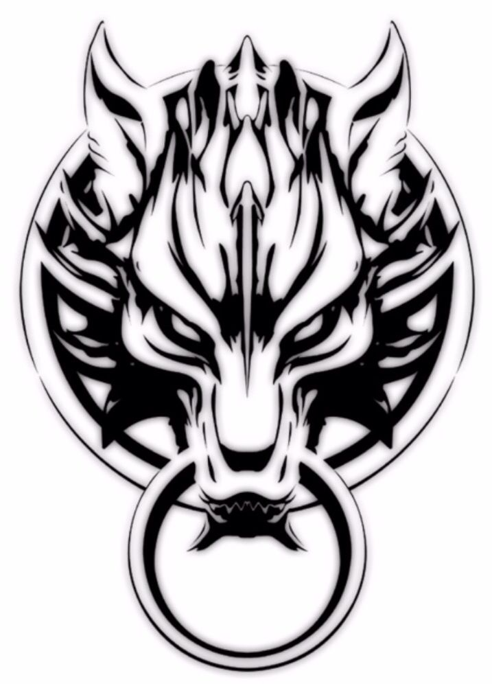 I love the Fenrir emblemalmost as much as the actual.
