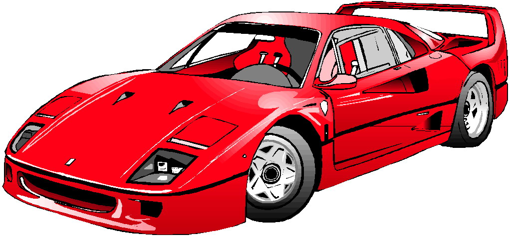 Ferrari Clipart.