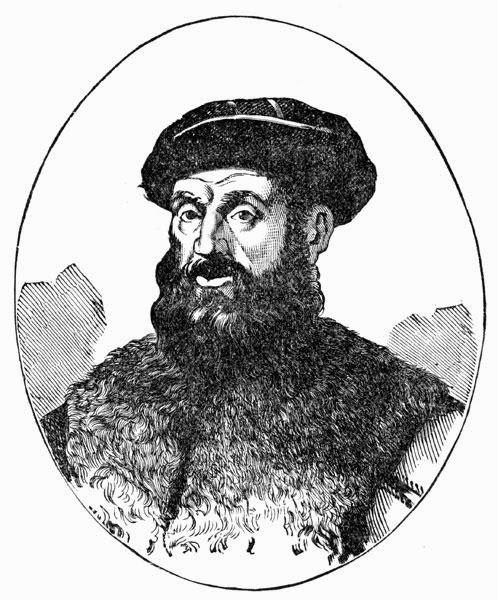 Ferdinand magellan clipart.