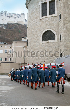 Swords Of Austria Stock Photos, Royalty.