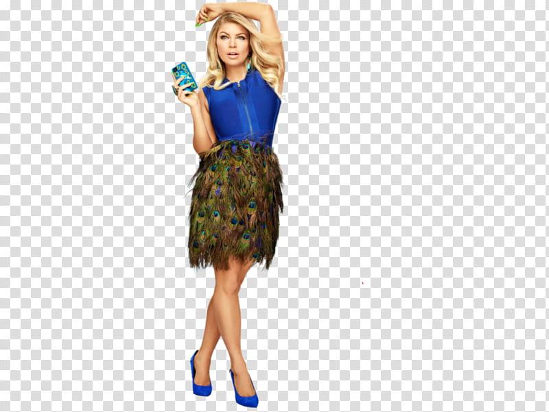 Fergie transparent background PNG clipart.