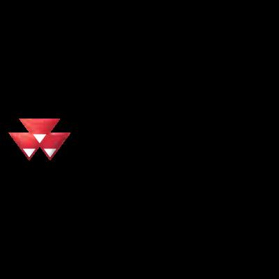 Massey Ferguson logo vector free.