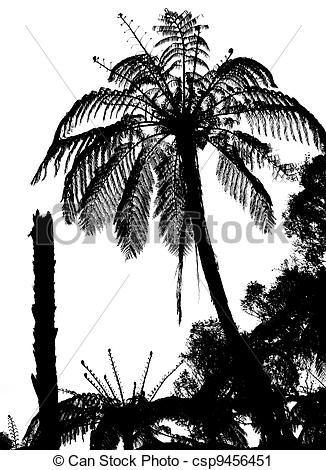 Fern tree Illustrations and Clip Art. 1,363 Fern tree royalty free.