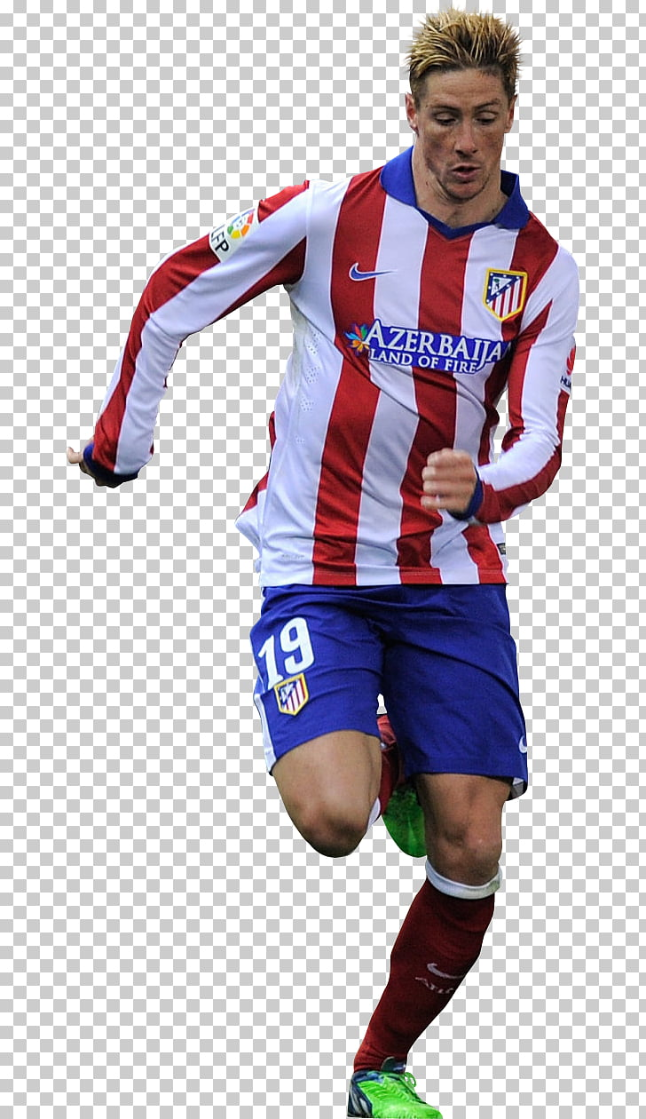 Fernando Torres Atlético Madrid Spain national football team.