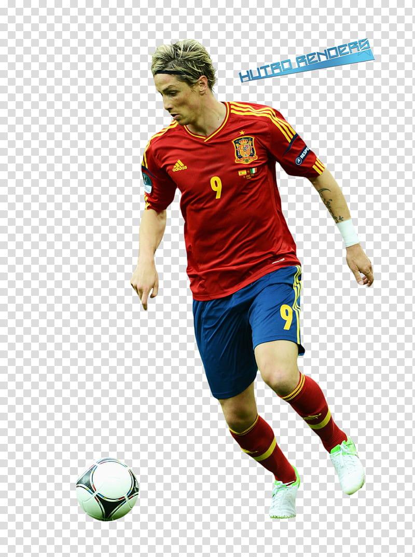 Fernando torres transparent background PNG clipart.