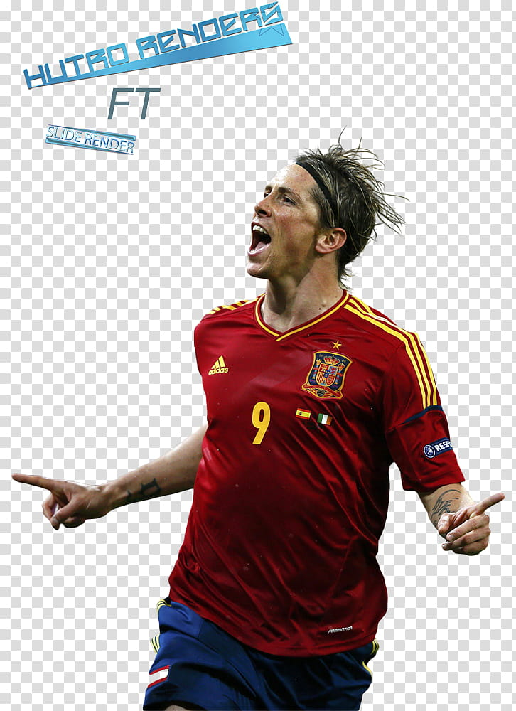Fernando torres Ft Slide transparent background PNG clipart.