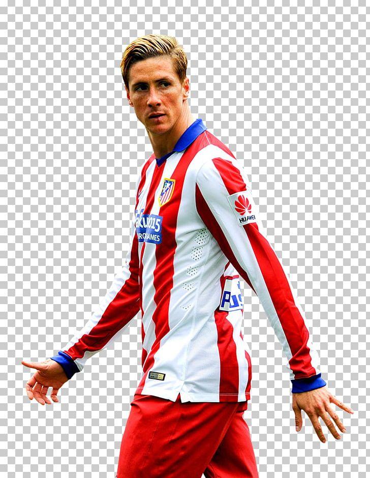 Fernando Torres Atlético Madrid Football Player Chelsea F.C..
