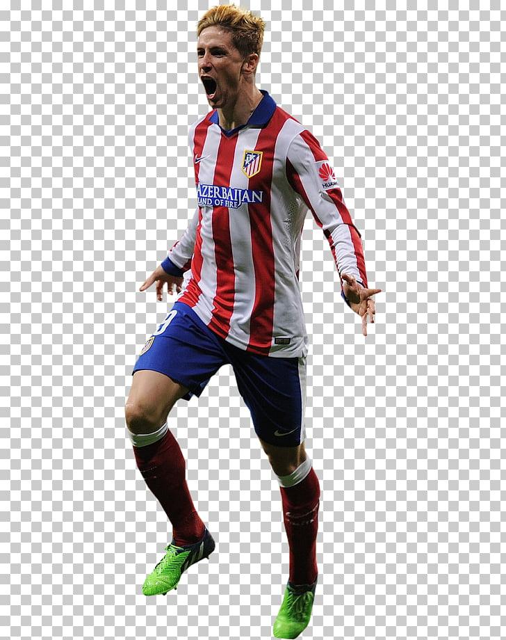 Fernando Torres Atlético Madrid Real Madrid C.F. UEFA.
