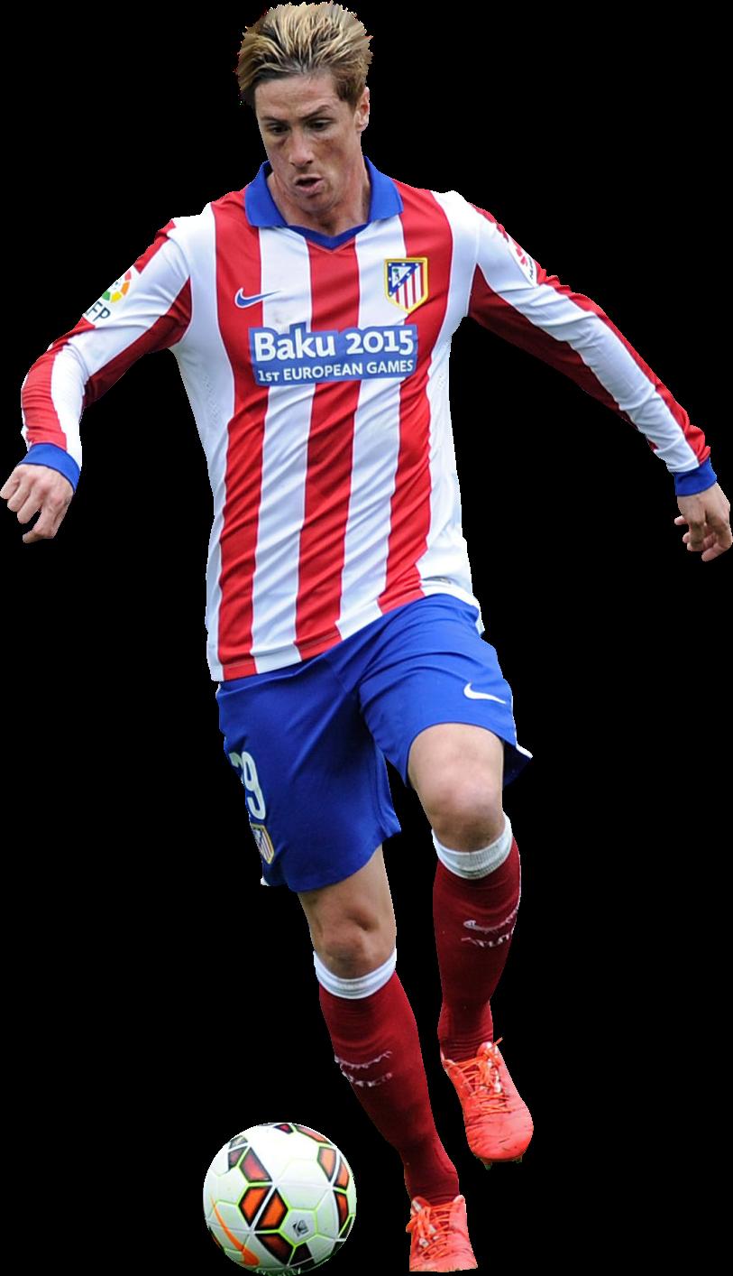 Fernando Torres Png.