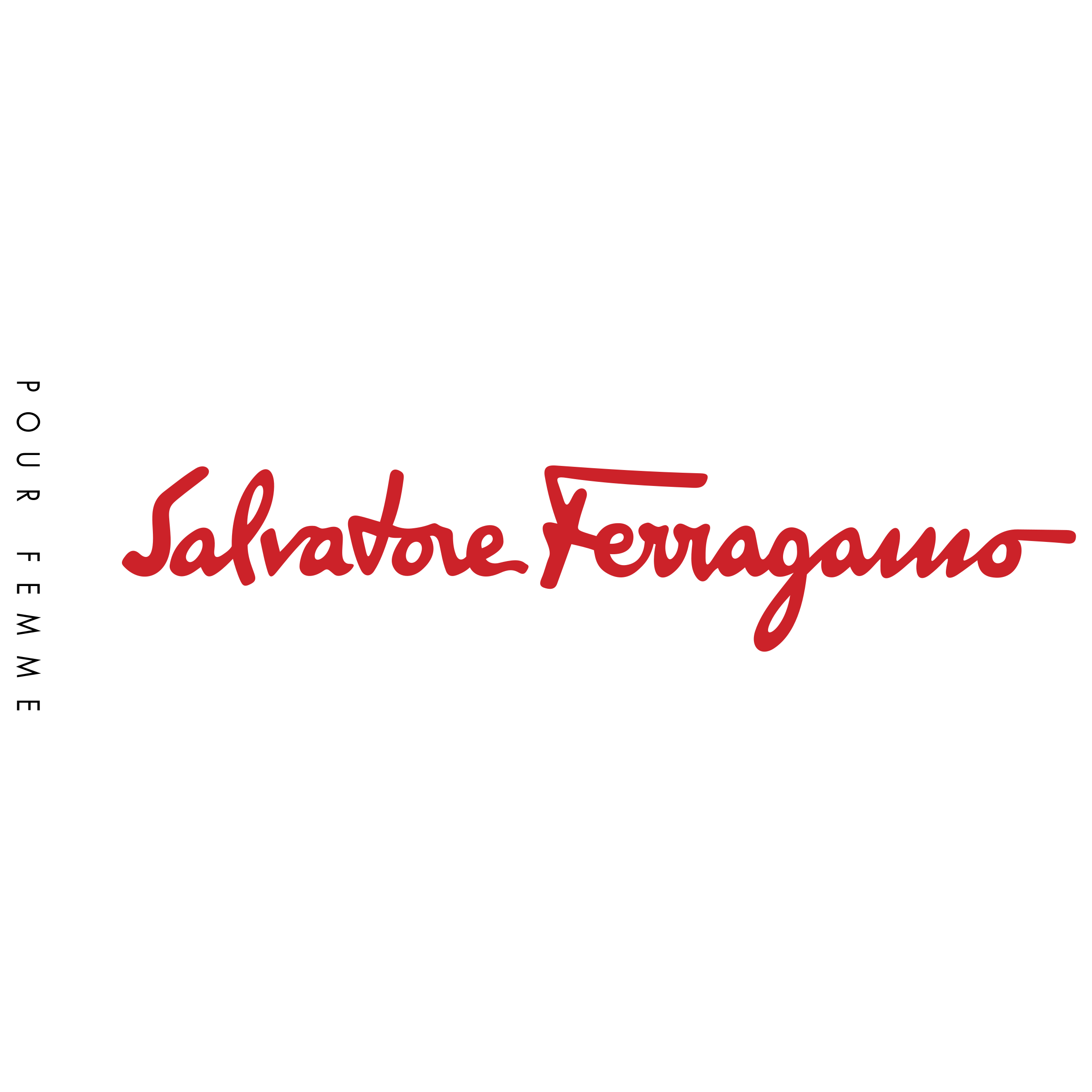 Salvatore Ferragamo Logo PNG Transparent & SVG Vector.