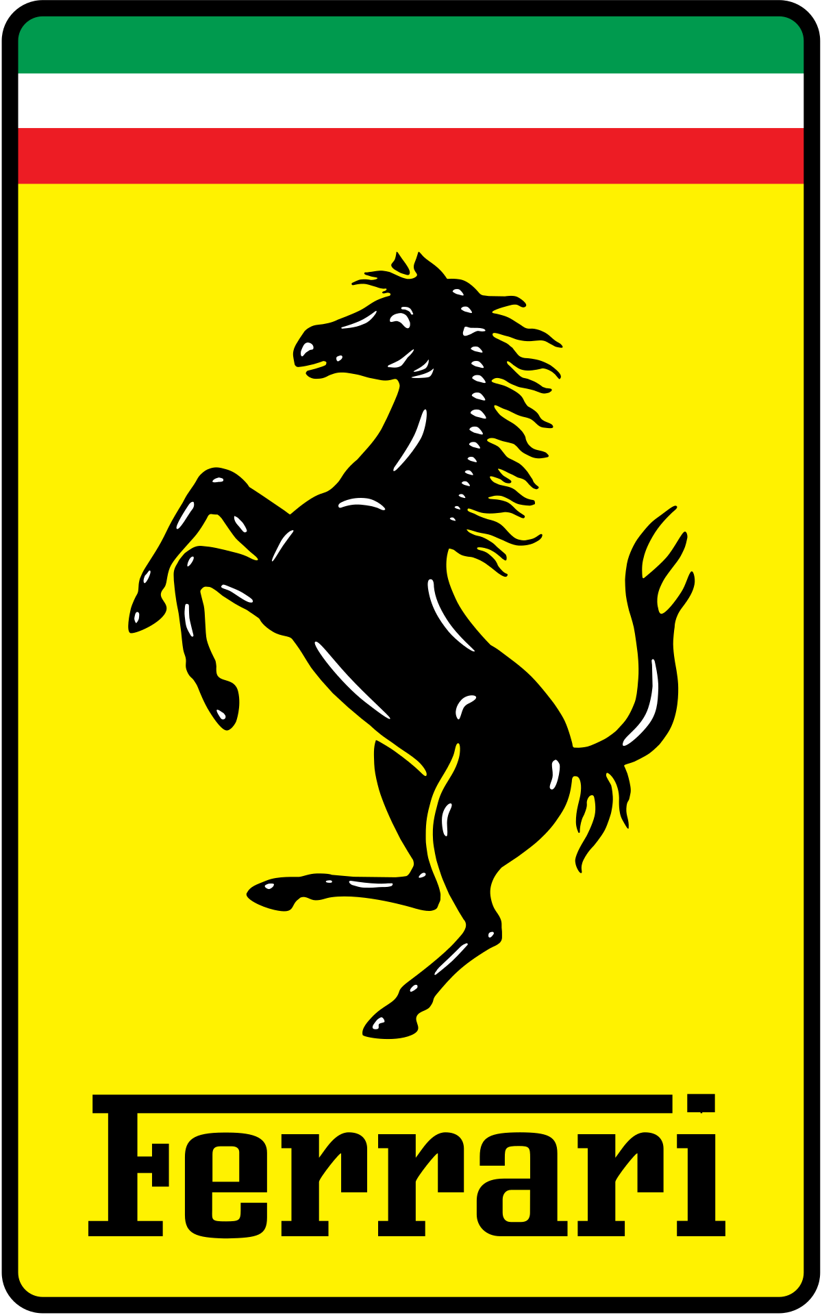 Ferrari.