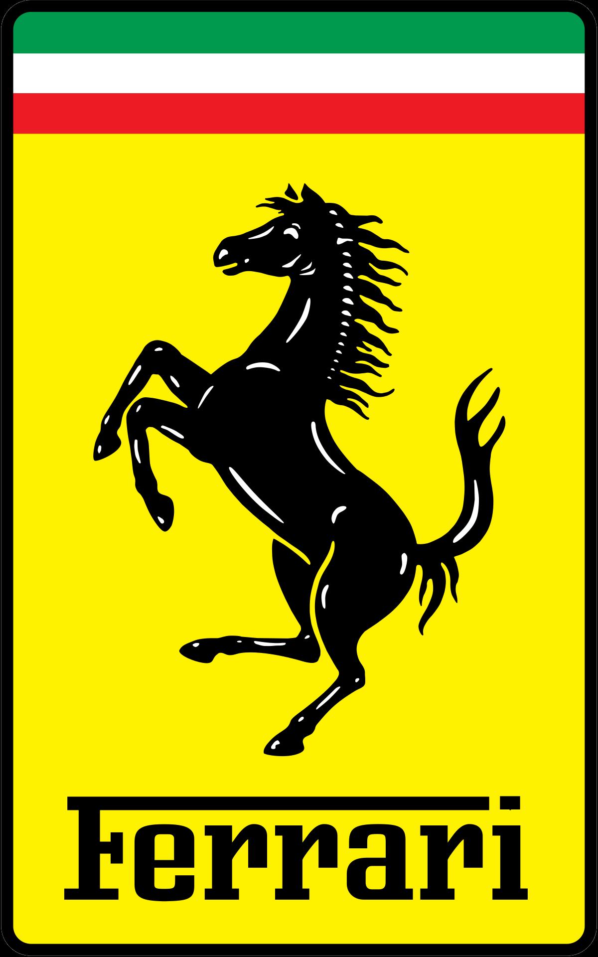 Ferrari Logo & Symbol.