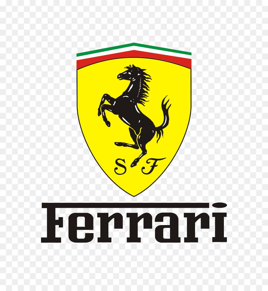 Ferrari Logo png download.