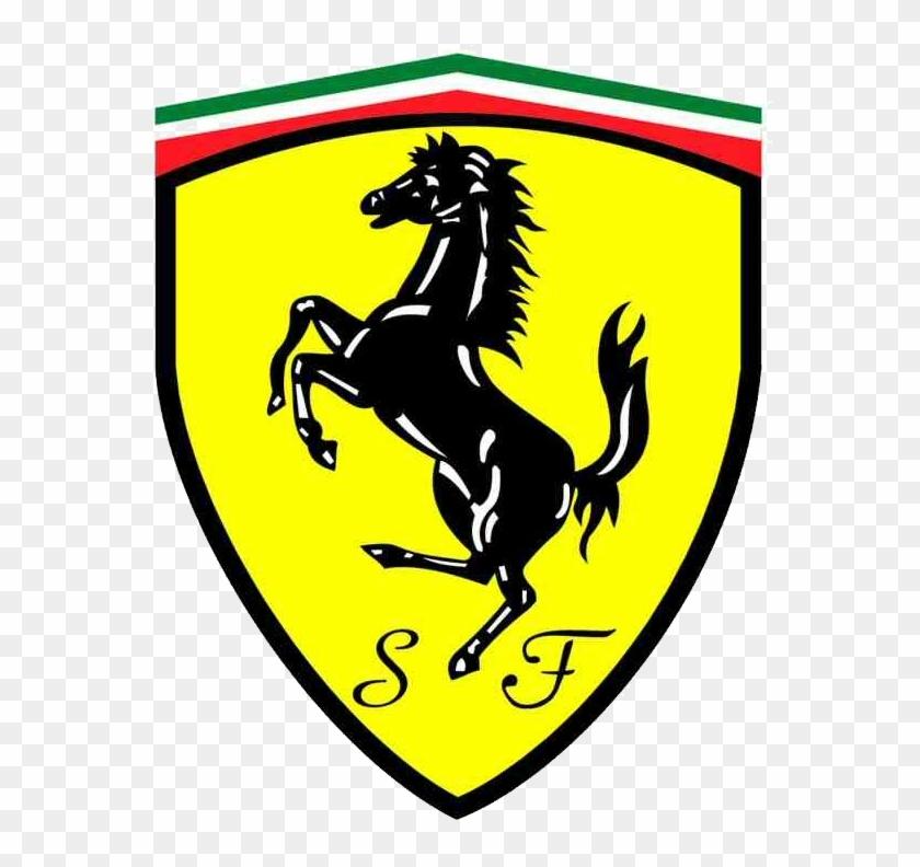 Logo Ferrari Png.
