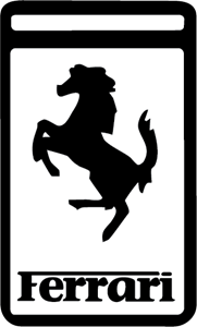 Ferrari Logo Vectors Free Download.