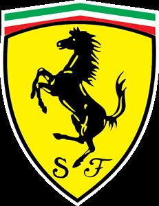 Ferrari Logo Vector (.EPS) Free Download.