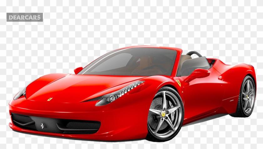 Ferrari Clipart 458 Spider.