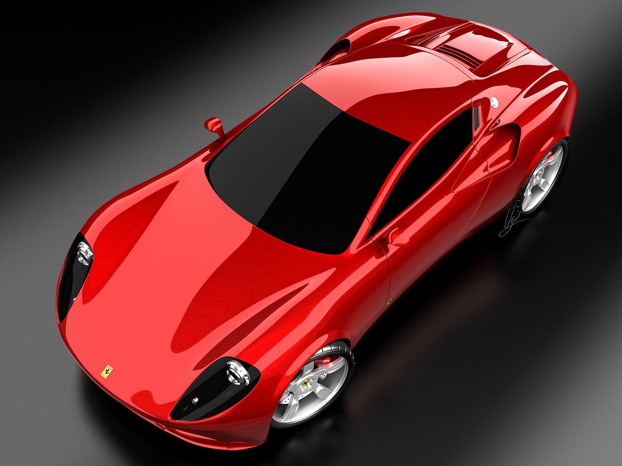 Ferrari desktop clipart.