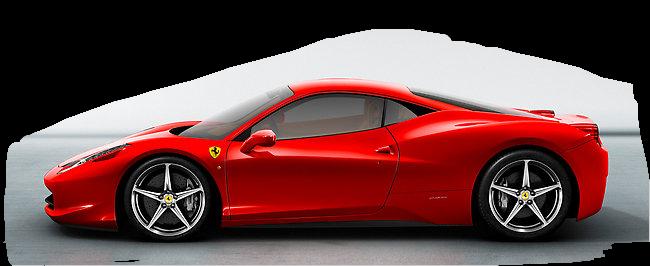 Ferrari PNG images free download.