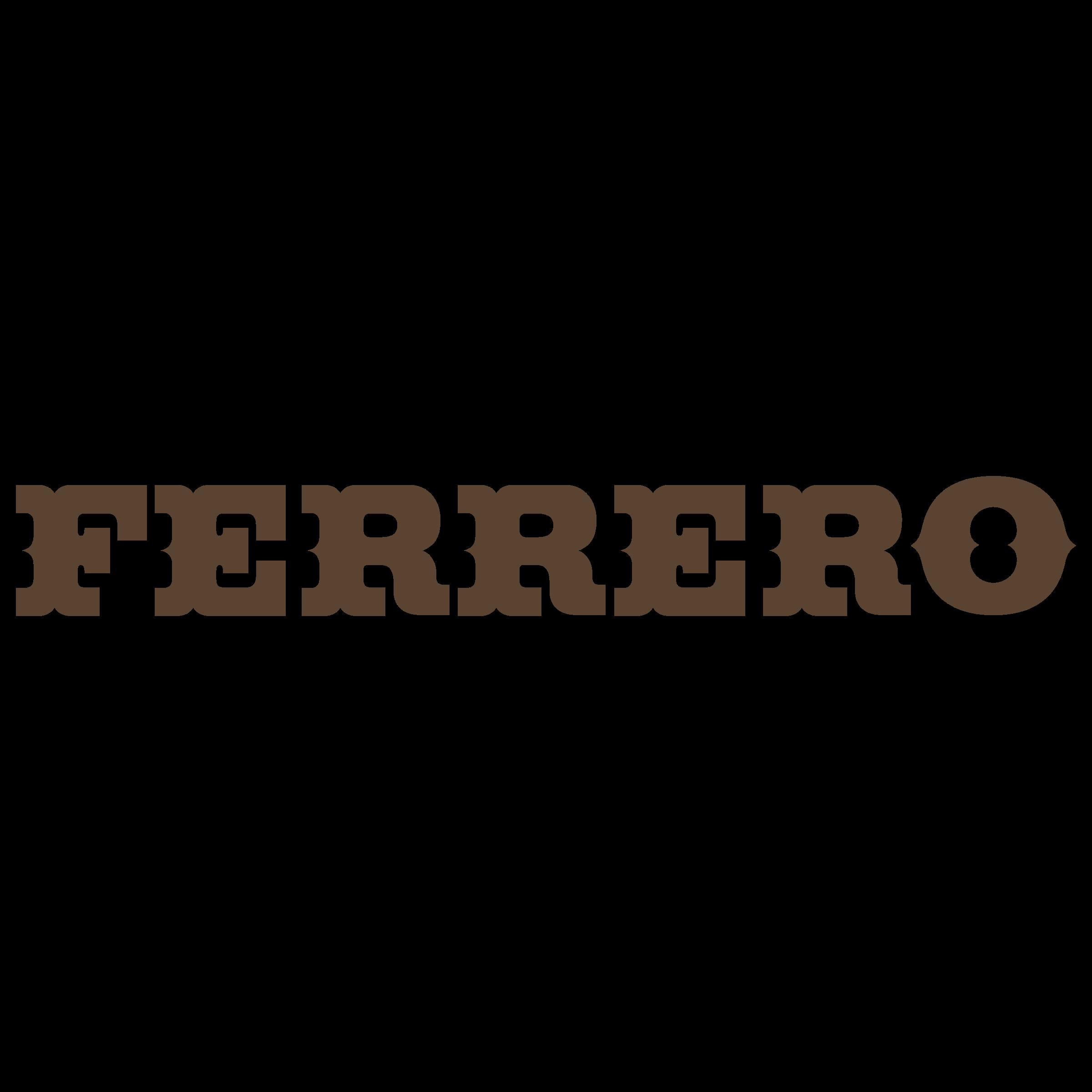 Ferrero Logo PNG Transparent & SVG Vector.