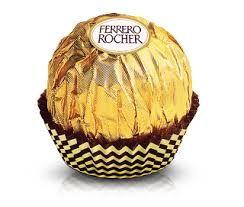 Ferrero Rocher Classic.