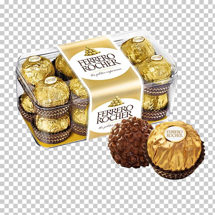 Ferrero Rocher Raffaello Praline Chocolate Ferrero SpA.