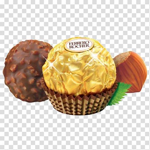 Ferrero Rocher Raffaello Bonbon Chocolate Hazelnut.