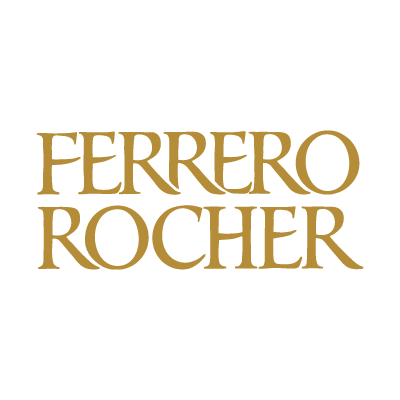 Ferrero Rocher Chocolate logo vector (.AI, 135.07 Kb) download.