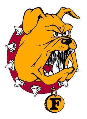 Big Rapids, Mi, home of Ferris State Bulldogs.
