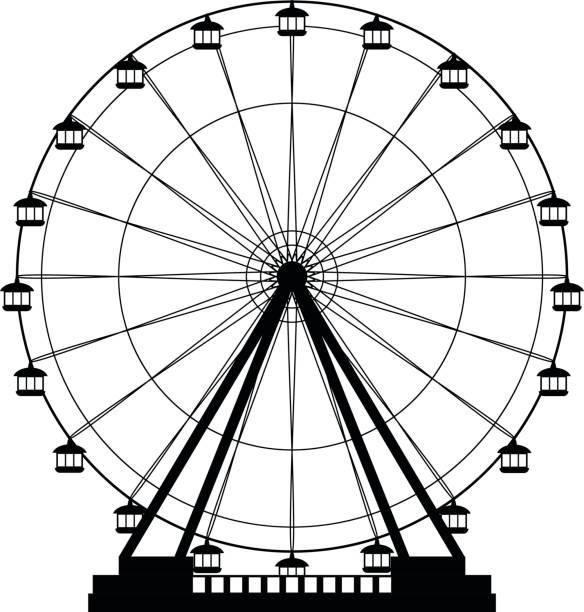 Ferris Wheel Clipart & Free Ferris Wheel Clipart.png.